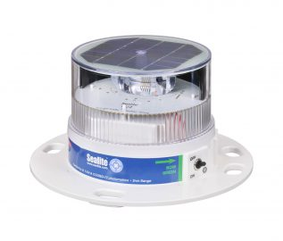 2NM Bargesafe Solar Barge Light