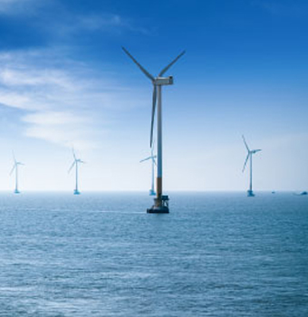 Offshore <br> Wind Farms solutions
